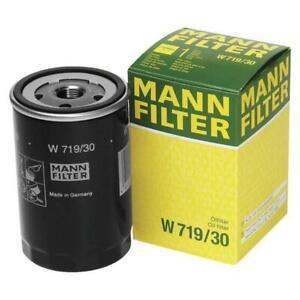 Mann-filter Oil Filter W719/30 fits VW POLO 9N_, Mk4 1.8 GTI