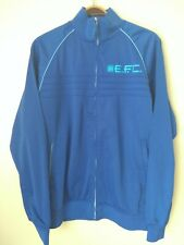 Everton Football Club Tracksuit Top Jacket . Large. Blue. Excellent condition.