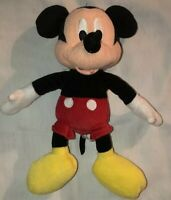 New Mickey mouse Racing Clothing Plush Stuffed Animal Doll 8 inch