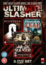 Cheryl Texiera, Matthew Alb...-Ultimate Slasher Movie Collection  DVD NUOVO
