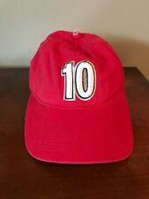 IZOD Indycar Racing Series #10 Dario Franchitti Chip Ganassi Racing Cap Hat
