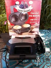 THE HAIRY BIKERS DEEP DISH PIE MAKER IN BOX USED A FEW TIMES
