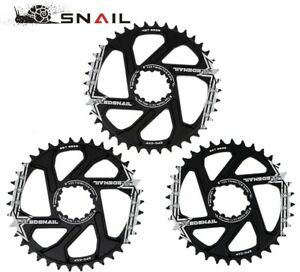 Snail GXP Narrow Wide 3mm SRAM Direct Mount Single Chainring 30/32/34/36/38/40T