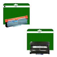 1x Toner + Drum for Brother MFC-L2700DW L2720DW L2740DW non-OEM TN2320 / DR2300