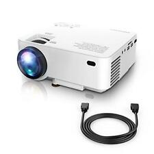 "DB Power LED Mini Projector 50 Brighter Movie 176"" Display Home Theater 1080p"