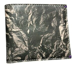 Paul Smith Crumpled Paper 8 card Billfold Wallet