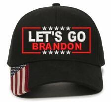 Let's Go Brandon Embroidered Adjustable Usa300 Hat, Fjb Hat, Joe Biden Fu46