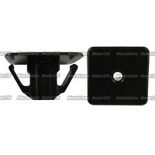 10 Headlight To Grille Spacer Bracket #10 Screw Grommet Nut A 17609 For Honda