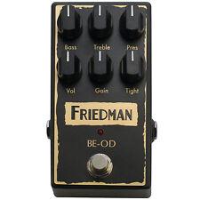 Friedman BE-OD Overdrive Distortion Pedal