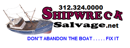 ShipWreck Boat Parts
