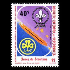 New Caledonia 1982 - New Caledonian Boy Scout Movement - Sc C183 MNH