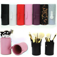 For Makeup Brush Pens Travel PU Storage Empty Holder Cosmetic Cup Case Hot Sale