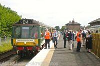 British Rail DMU View 01 Rail Photo