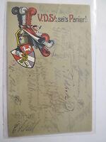 Hannover - 1912 - VDSt / Verein Deutscher Studenten - TÄH / Studentika