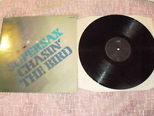"SUPERSAX ""CHASIN' THE BIRD"" LP MPS Hol JAZZ"