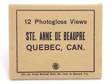Quebec Canada St Anne De Beaupre 12 Photogloss Views Printed Photographs H828