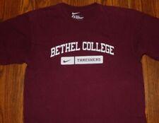 Nike shirt Bethel College Threshers Medium Newton Kansas