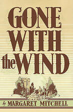 Gone with the Wind by Margaret Mitchell (Hardback, 1936)