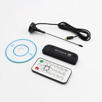 Hot New! USB DVB-T Stick & RTL-SDR Realtek RTL2832U & R820T DVB-T Tuner Receiver