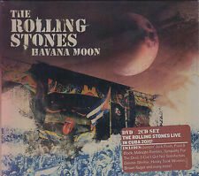 NEW - The Rolling Stones NEW Havana Moon Includes 2 CD's & 1 DVD ****