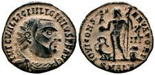 LICINIUS I (321-324 AD) Rare Follis. Alexandria #PA 9147