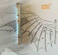 MontBlanc Leonardo da Vinci Great Characters Fountain Pen Limited Edition 109250