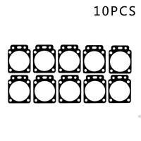 10Pcs Carburetor Metering Diaphragm Gaskets Kit Parts For Walbro 92-251-8 Carb