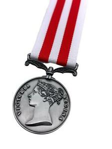 Replica Indian Mutiny Medal 1858, Full Size, Brand New Copy/Reproduction