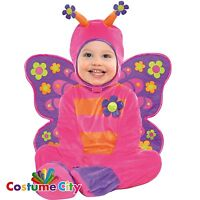 Butterfly Flutterby Costume Babies Toddlers Fancy Dress Halloween Party