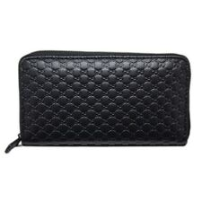 Wallet from the original Gucci leather 100% genuine leather