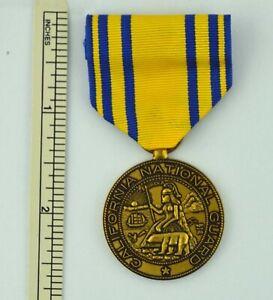 CALIFORNIA  National Guard Good Conduct Medal