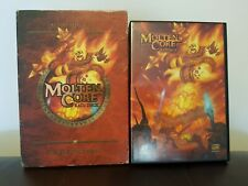 World of Warcraft TCG Molten Core Raid Deck- Special edition game extension
