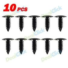10 pcs Bumper Fender Clips Nylon Retainer Plastic Rivet for Gm (Fits: Chrysler Concorde)