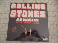 ROLLING STONES MEMORIES BY THE RYTHMIC EAGLES 33 TOURS VYNILS