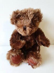 """JESSICA WALKER """"Brown""""  Cuddly Teddy Bear Soft Toy plush toy approx 18cm Sitting"""