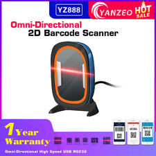 Yanzeo YZ888 20 lines High Speed Omni-directional USB  2D Photo Barcode scanner