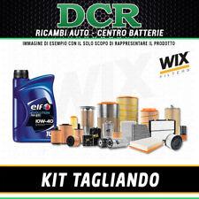 KIT TAGLIANDO RENAULT CLIO II 1.2 58CV 43KW DAL 09/1998 + OLIO ELF 10W40