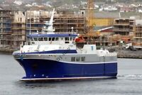 ap0723 - Norwegian Ferry - Utsira , built 2005 - photograph 6x4