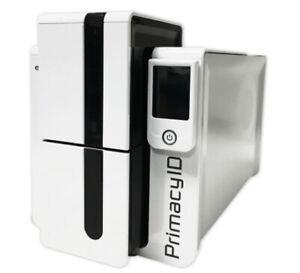 Evolis PrimacyID ID Card Printer- Dual-Sided PM1H0000MD-MD06