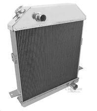 AS 3 Row Radiator For 1939-41 Ford And Mercury Passenger Cars with Chevy Config