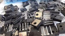 6x  2SC2908  C2908  NEC Si  N-p-N Power Transistor 160V 50W 5A 50MHz Generic Nos