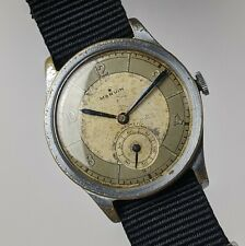 'MARVIN' Vintage Watch Coin-Bezel Sector-Dial