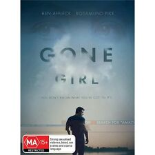 GONE GIRL-Ben Affleck-Region 4-New AND Sealed