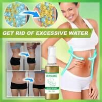 UK Herbal Fat Loss Spray Slimming Spray Lose Weight Fast Slimming Spray 30ml