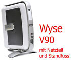 Very Silent Faster Mini-Pc Wyse Thinclient Winterm V90 512 MB Diskonchip Sdd
