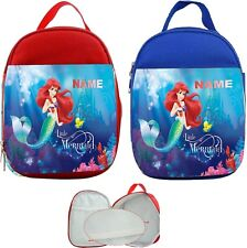 Little Mermaid #1 Personalised Childs Lunch Bag