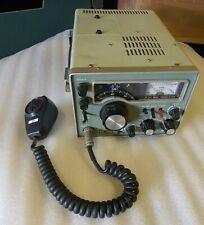 RARE Shimizu Denshi SS-105S Transceiver Radio