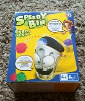 SPEEDY BIN GAME COMPLETE LOVELY CONDITION IMC TOYS ELECTRONIC CHASE THE BIN GAME