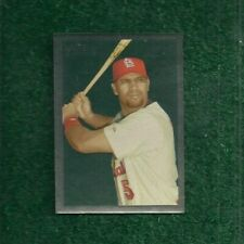 ALBERT PUJOLS - 2006 - BOWMAN HERITAGE - SILVER FOIL - PARALLEL - CARD # 200 MLB