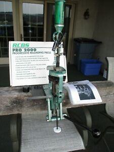 RCBS Pro 2000 Progressive Reloading Press #88875